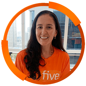 Treinadores Five Brasil 2021 - Franciele Casarin